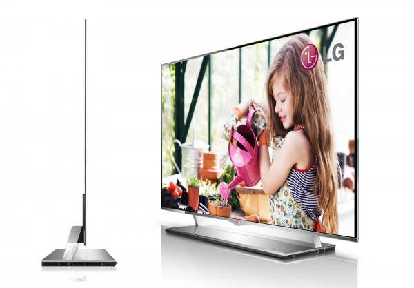 OLED tv 4K LG