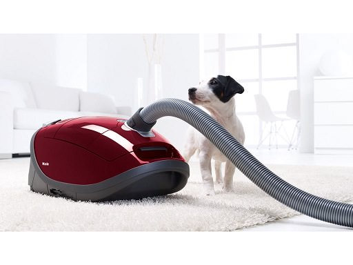 Beste stofzuiger: Miele Complete C3 Cat en Dog