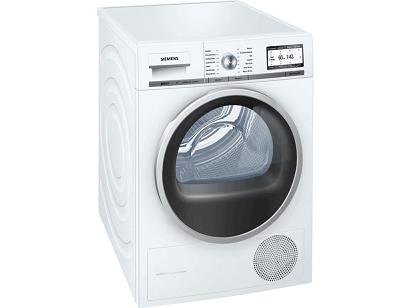 Beste wasdroger Siemens WT47Y700NL iQ800 iSensoric