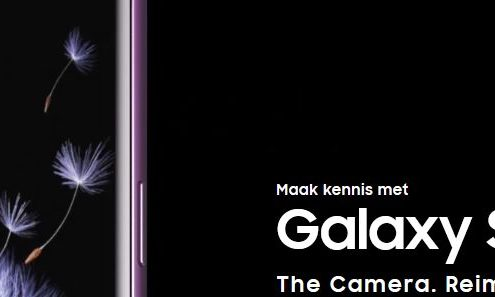 Samsung Galaxy S9 release datum