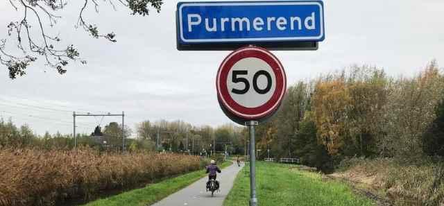 Veel onnodige verkeersborden in Nederland