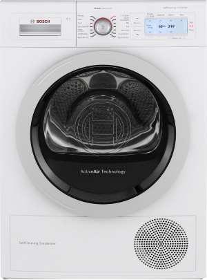 Beste warmtepompdroger Bosch wty87700nl